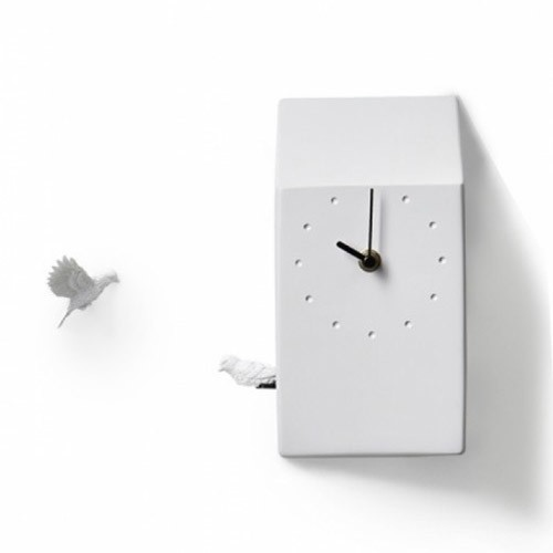 Cuckoo X CLOCK - Home (Light Gray)