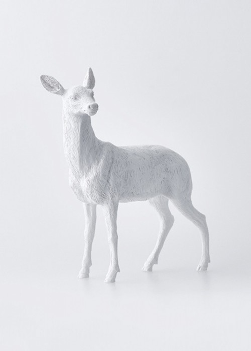 Deer-X-Paperweight