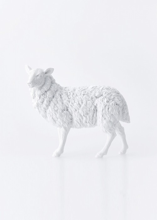 Sheep-X-Paperweight