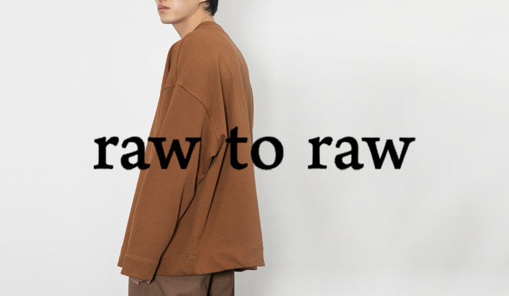 RAWTORAW FOR MEN