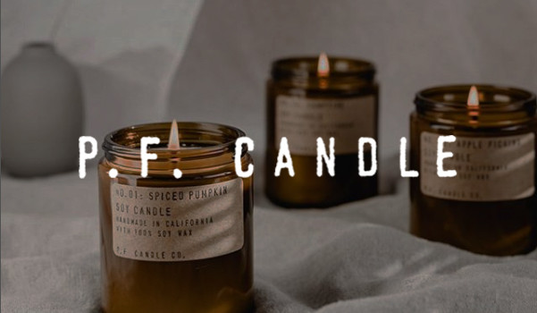 P.F CANDLE