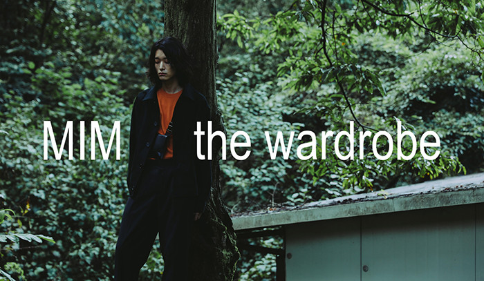 MIM the wardrobe FOR MEN