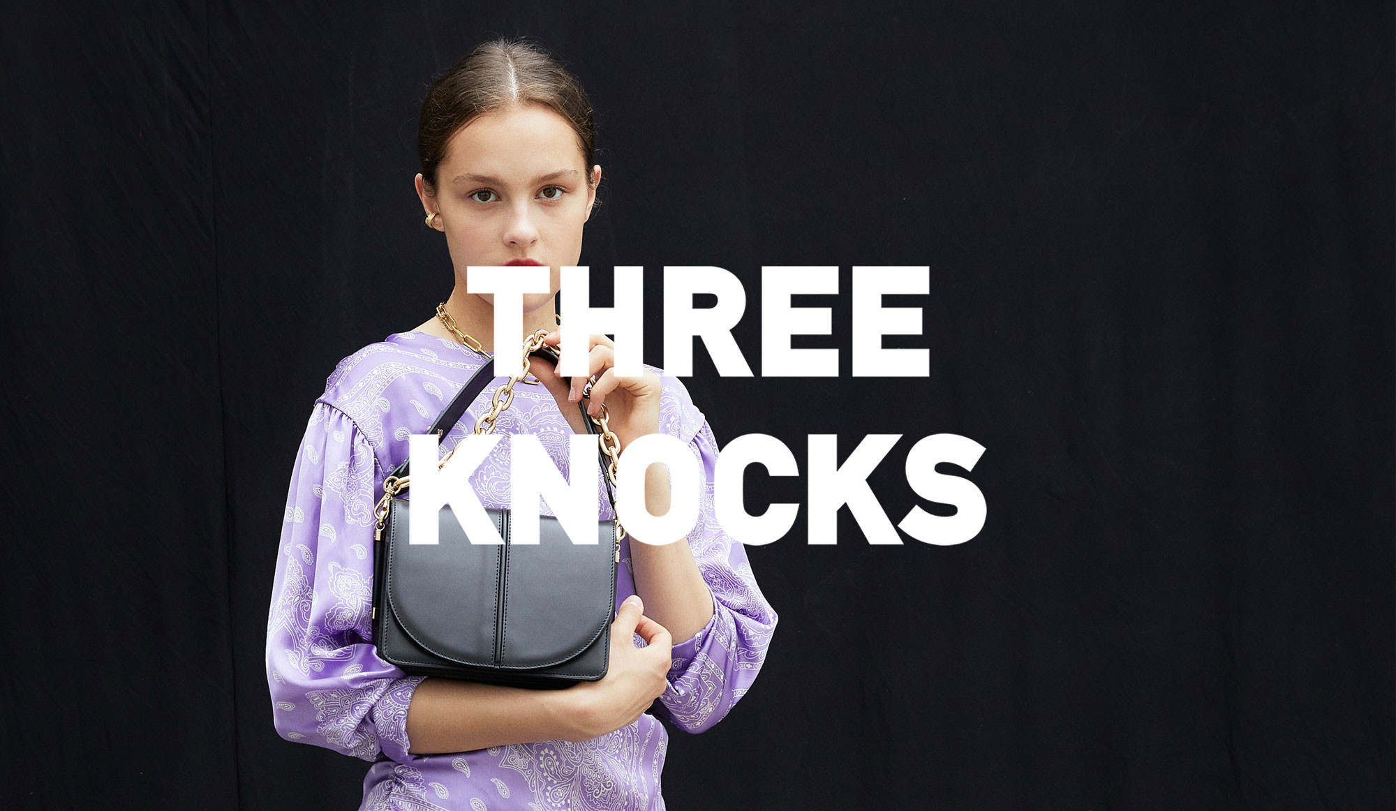 THREE KNOCKS